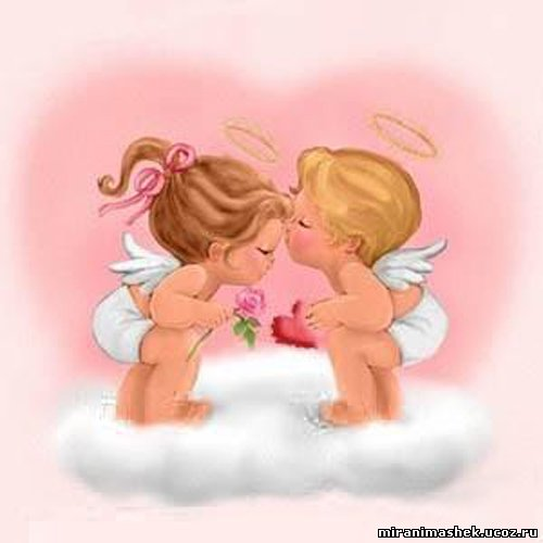 Свадебные ангелы картинки