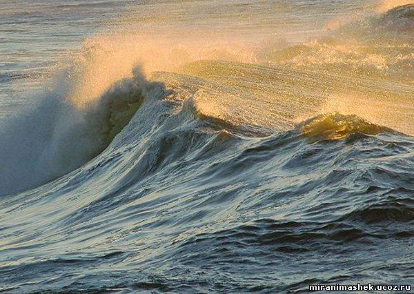 Анимашки Вода, море, картинки Вода, море